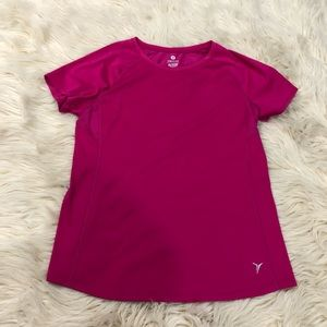 Old Navy ACTIVE semi-fitted workout athletic top